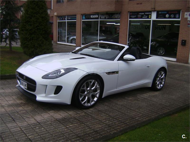Jaguar f type coupe occasion niort autovisual - Jaguar f type coupe occasion ...