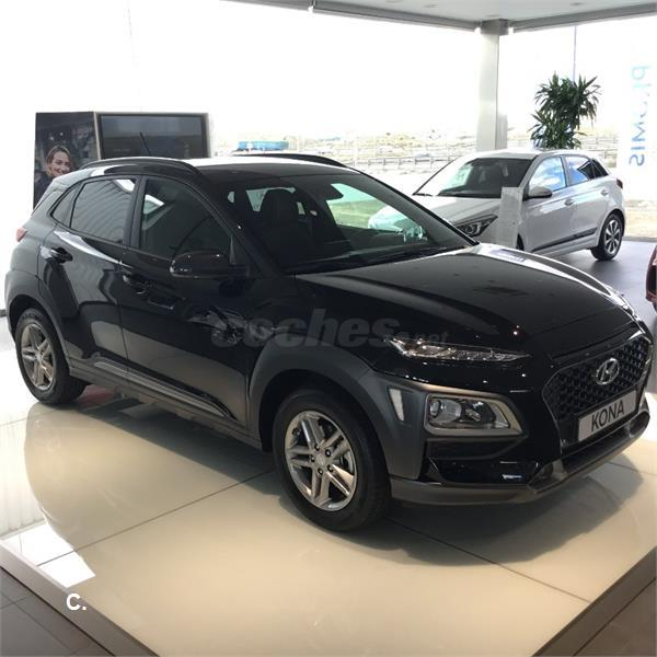 hyundai kona 4x4 1 0 tgdi tecno 4x2 2c gasolina de nuevo de color negro en madrid 34236581. Black Bedroom Furniture Sets. Home Design Ideas