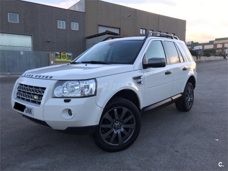 land rover freelander occasion b ziers autovisual. Black Bedroom Furniture Sets. Home Design Ideas