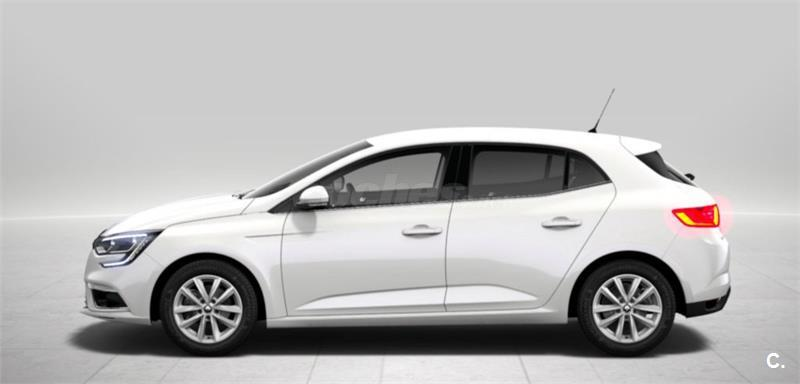 Renault megane tech road