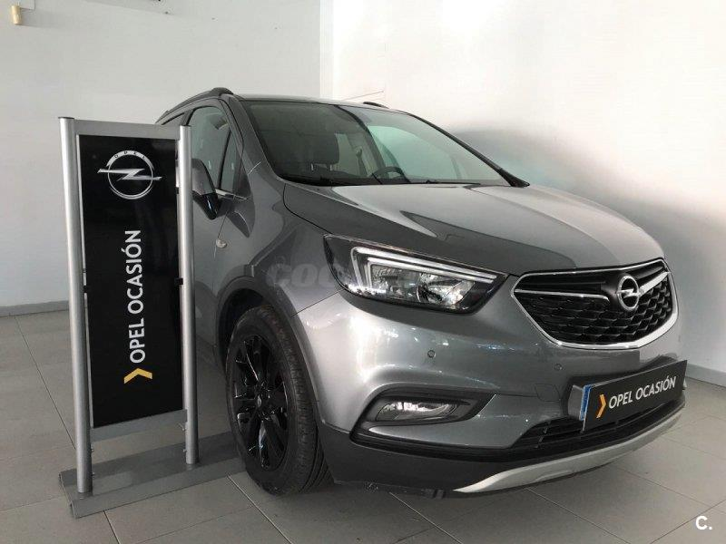 opel mokka x 4x4 1 6 cdti 100kw 4x2 ss color edition diesel de color gris plata gris acero. Black Bedroom Furniture Sets. Home Design Ideas
