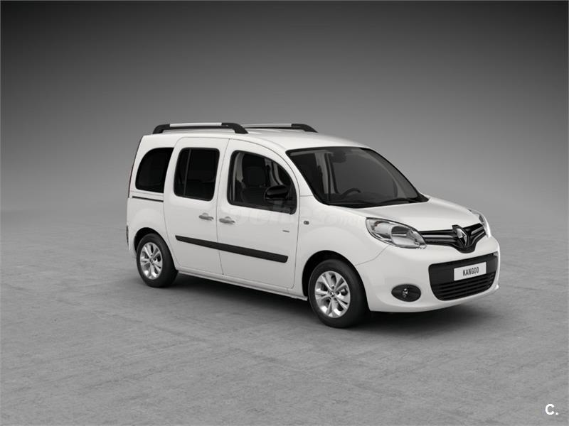 Renault Kangoo 2018 >> Renault Kangoo Combi Diesel Del Ano 2018 Con 1km 34254358