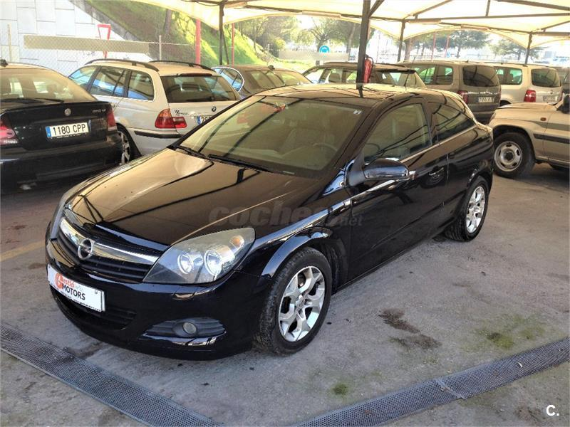 opel astra gtc 1 9 cdti 120 cv cosmo auto diesel negro negro del 2006 con 158000km en girona. Black Bedroom Furniture Sets. Home Design Ideas