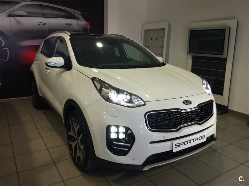 kia sportage 4x4 1 7 crdi vgt 85kw gt line 4x2 ecodynam diesel de km0 de color blanco en vila. Black Bedroom Furniture Sets. Home Design Ideas