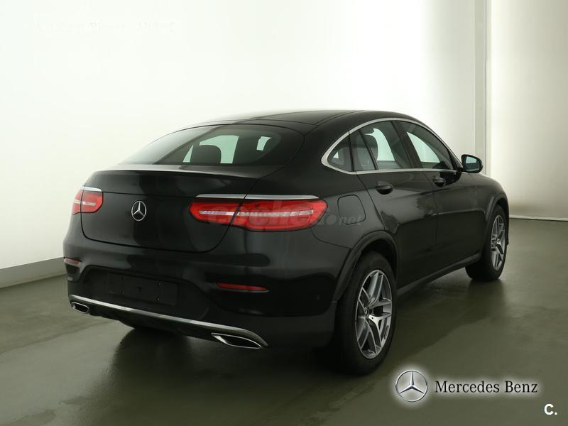 mercedes benz glc coupe 4x4 glc 220 d 4matic diesel de km0 de color negro negro en madrid 34291673. Black Bedroom Furniture Sets. Home Design Ideas