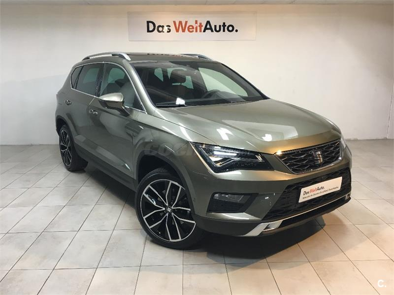 seat ateca occasion bayonne autovisual. Black Bedroom Furniture Sets. Home Design Ideas