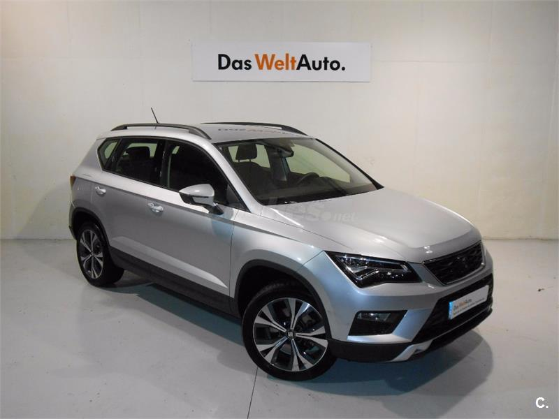 seat ateca 1 re g n ration 4x4 suv occasion bergerac. Black Bedroom Furniture Sets. Home Design Ideas
