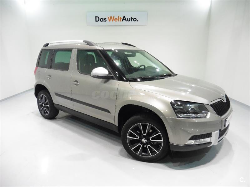 skoda yeti 4x4 suv occasion mont de marsan autovisual. Black Bedroom Furniture Sets. Home Design Ideas