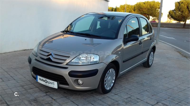 citroen c3 1 4 hdi exclusive diesel beige beige del 2008 con 112138km en valencia 34354661. Black Bedroom Furniture Sets. Home Design Ideas