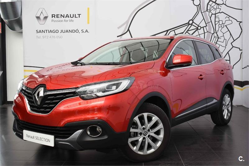 renault kadjar zen energy dci 96kw 130cv diesel rojo rojo del 2017 con 14000km en girona 34371549. Black Bedroom Furniture Sets. Home Design Ideas
