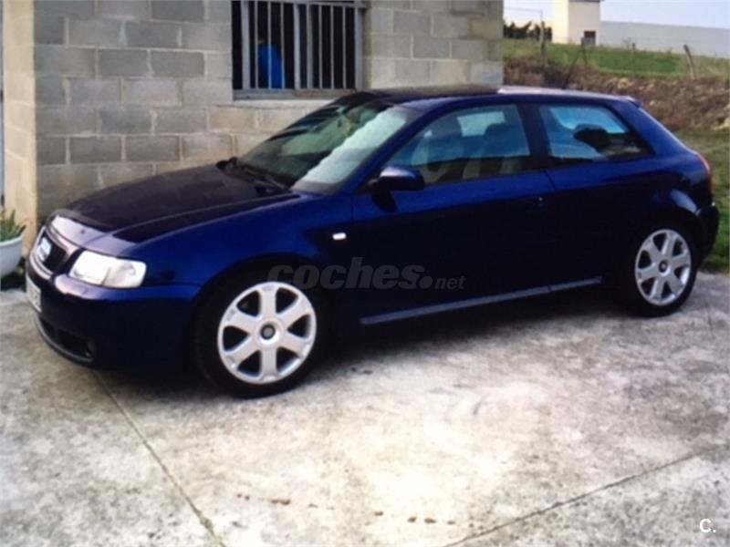 Audi S3 18 T Quattro Gasolina Azul 2 Del 2000 Con 338000km En