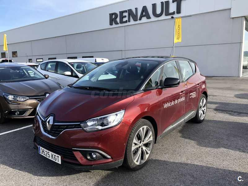 renault scenic zen energy dci 81kw 110cv edc diesel granate del 2018 con 4000km en asturias 34398358. Black Bedroom Furniture Sets. Home Design Ideas