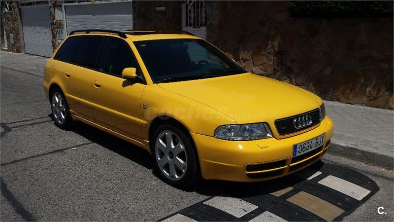 Audi S4 B5 >> Audi S4 2 7 Quattro Avant 5p