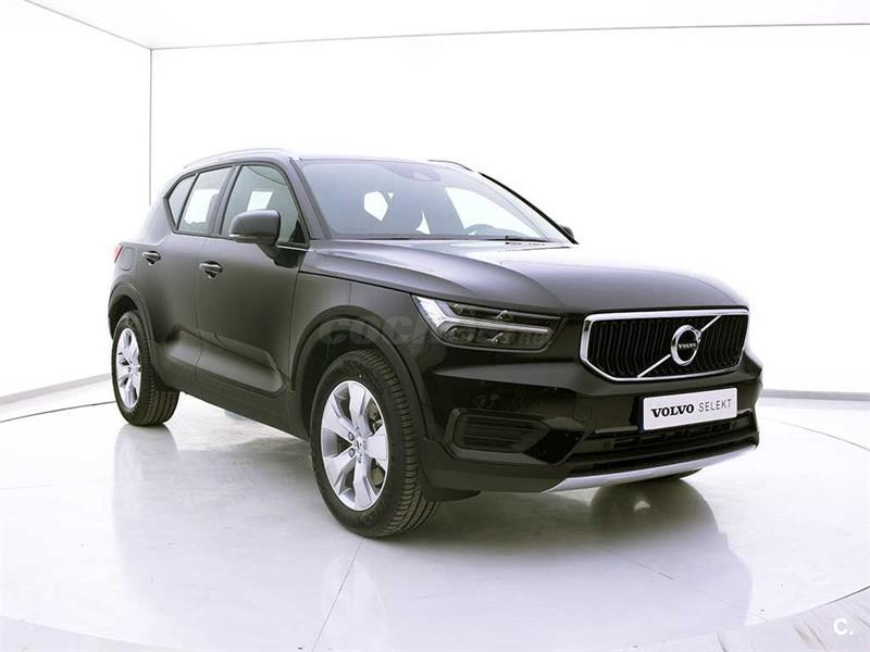 volvo xc40 4x4 2 0 d4 awd momentum auto diesel de km0 de color negro negro en zaragoza 34412648. Black Bedroom Furniture Sets. Home Design Ideas
