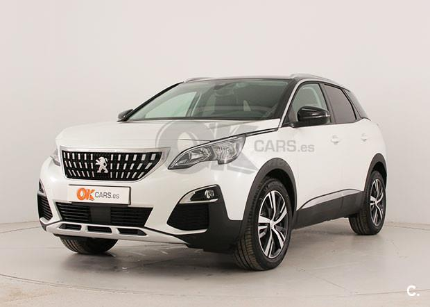peugeot 3008 4x4 88kw 120cv allure ss diesel de color blanco blanco banquise del. Black Bedroom Furniture Sets. Home Design Ideas