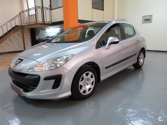 peugeot 308 confort 1 6 hdi 110 fap diesel gris plata del 2008 con 89000km en tarragona 34455378. Black Bedroom Furniture Sets. Home Design Ideas