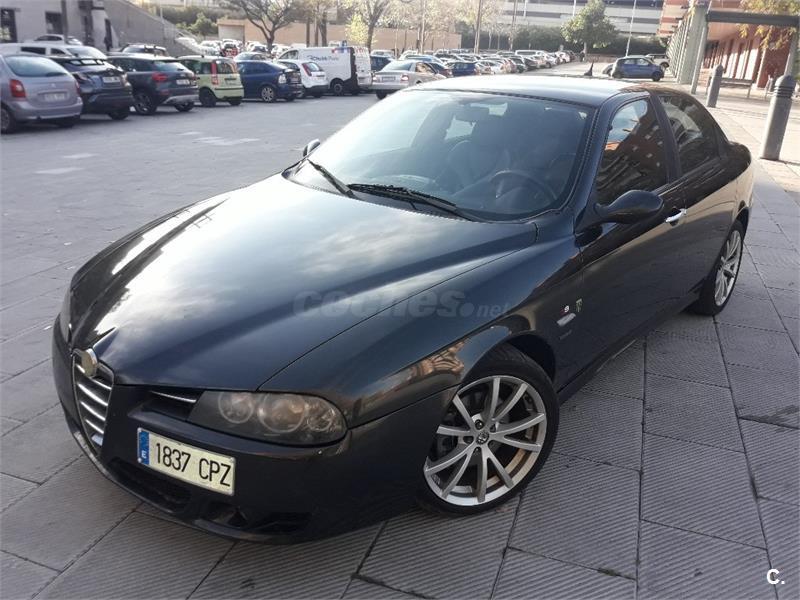 Alfa Romeo 156 1 9 Jtd Distinctive 140cv Sel Del 2003 Con 202000km En Barcelona 34456147