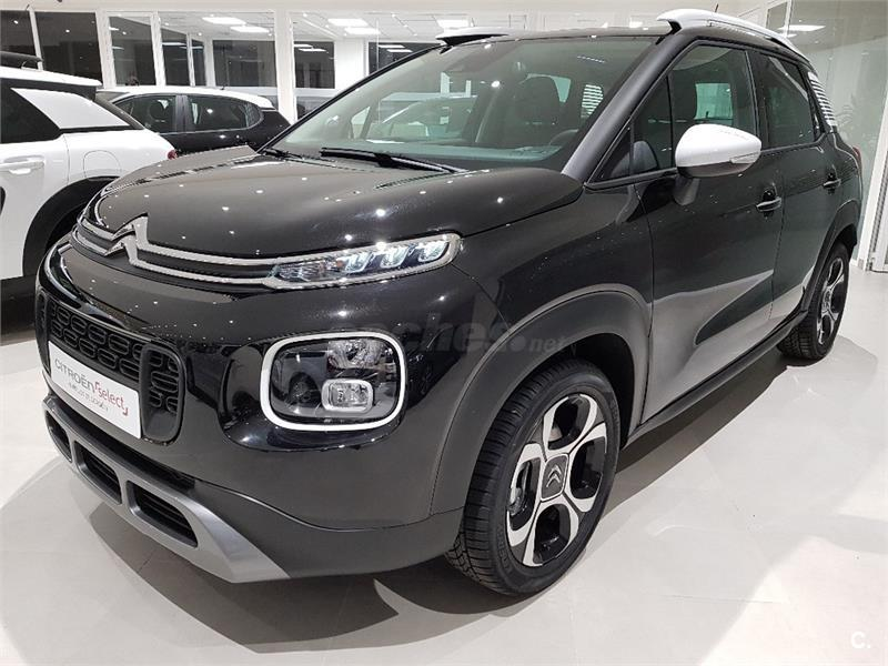 citroen c3 aircross 4x4 puretech 96kw 130cv ss shine gasolina de km0 de color negro negro tinta. Black Bedroom Furniture Sets. Home Design Ideas