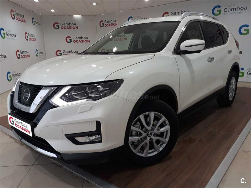 nissan xtrail 4x4 5p dci 130 kw177 cv xtronic nconnecta. Black Bedroom Furniture Sets. Home Design Ideas