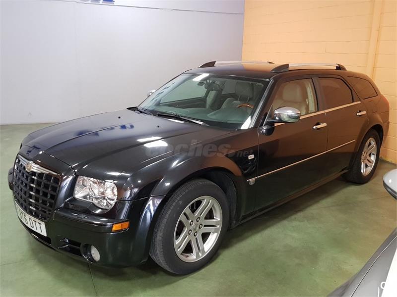 Chrysler 300c touring 3 0 crd diesel negro negro del for Chrysler 300c crd