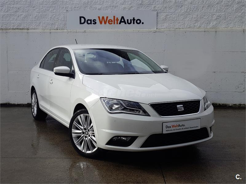 seat toledo 1 6 tdi cr 85kw 115cv style advanced diesel blanco del 2017 con 29755km en a coru a. Black Bedroom Furniture Sets. Home Design Ideas