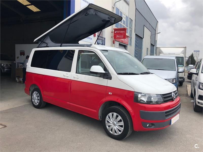 volkswagen california beach 2 0 tdi 140cv techo elevable. Black Bedroom Furniture Sets. Home Design Ideas