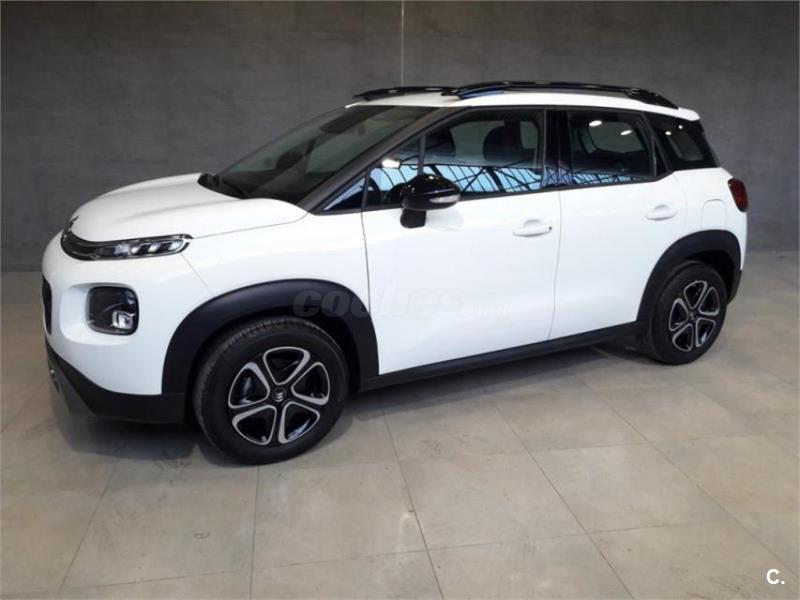 citroen c3 aircross 4x4 puretech 60kw 82cv feel gasolina de km0 de color blanco blanco en. Black Bedroom Furniture Sets. Home Design Ideas