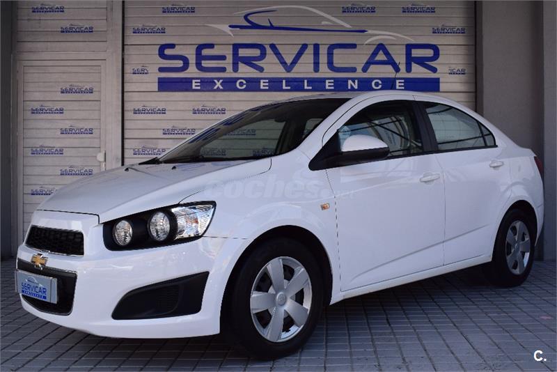 Chevrolet Aveo 14 Lt Auto Gasolina Blanco Blanco Del 2012 Con