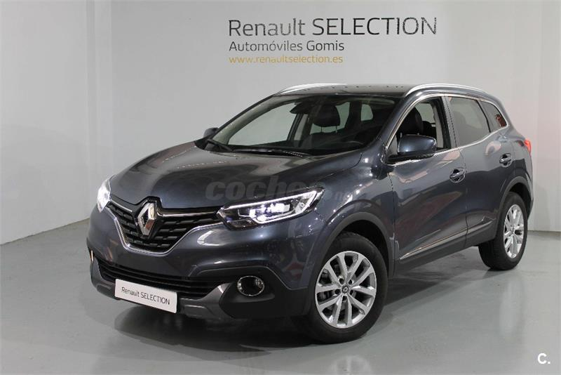 renault kadjar zen energy dci 96kw 130cv diesel gris plata del 2017 con 15000km en alicante. Black Bedroom Furniture Sets. Home Design Ideas