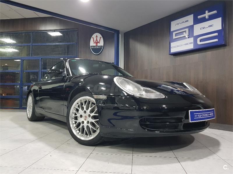 PORSCHE del 911 carrera 4 coupe Gasolina Negro del PORSCHE 2001 con 151745km en 24c158