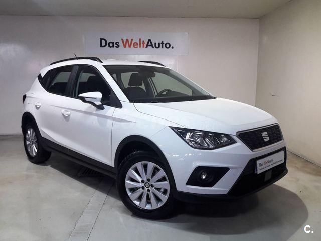 seat arona 4x4 1 6 tdi 70kw 95cv style ecomotive diesel de gerencia de color blanco blanco. Black Bedroom Furniture Sets. Home Design Ideas