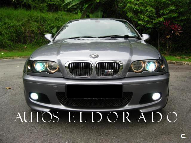 Defensa Bmw E46 Coupe Cabrio Paquete M