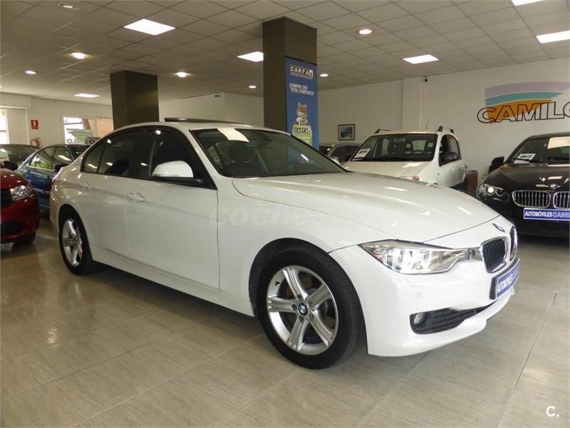 bmw serie 3 320d xdrive diesel blanco blanco del 2013 con 79862km BMW 3 Series 328I bmw serie 3 320d xdrive diesel blanco blanco del 2013 con 79862km en tarragona 35106887
