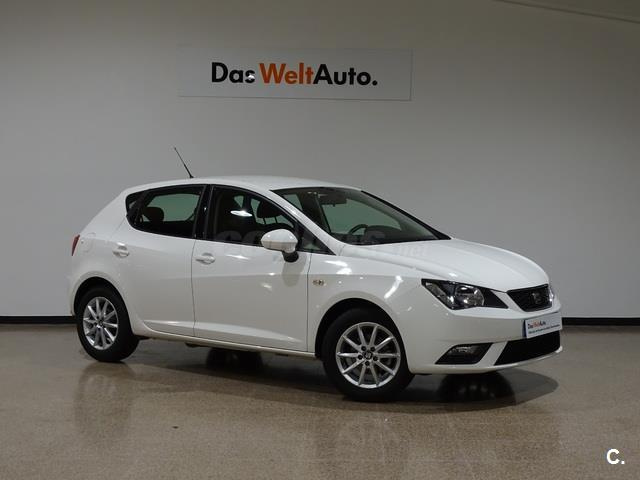 seat ibiza 1 4 tdi 77kw 105cv style diesel blanco blanco del 2017 con 17625km en barcelona. Black Bedroom Furniture Sets. Home Design Ideas