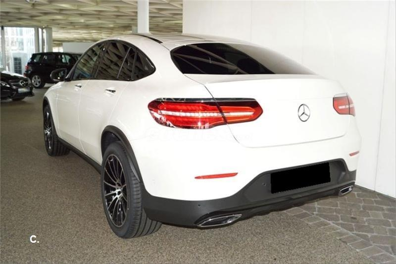 selección premium gama exclusiva seleccione para mejor MERCEDES-BENZ GLC Coupe GLC 250 d 4MATIC 5p.
