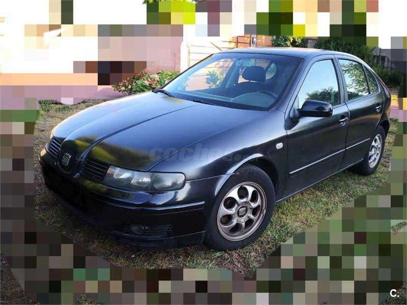 Seat le n 110cv signa diesel negro 9 del 2000 con for 5 puertas pontevedra