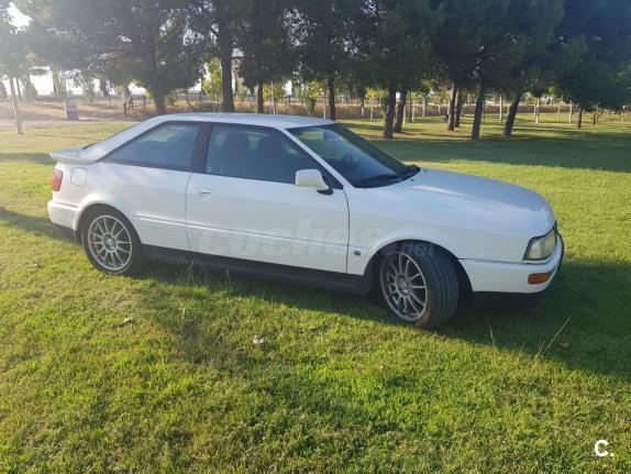 Audi Coupe Coupe 22 Gt Quattro Aa Gasolina Del 1988 Con 139999km