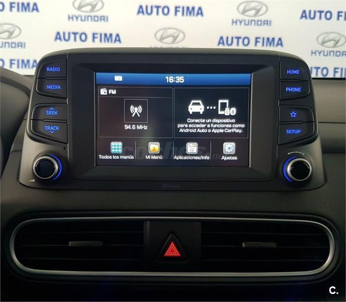 Introducing The Hyundai Kona: HYUNDAI Kona 4x4 1.0 Tgdi Klass 4x2 Gasolina De Nuevo De