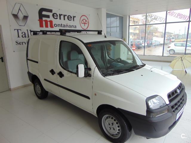 Fiat Doblo Cargo Diesel Del Ao 2005 Con 180000km 35816112