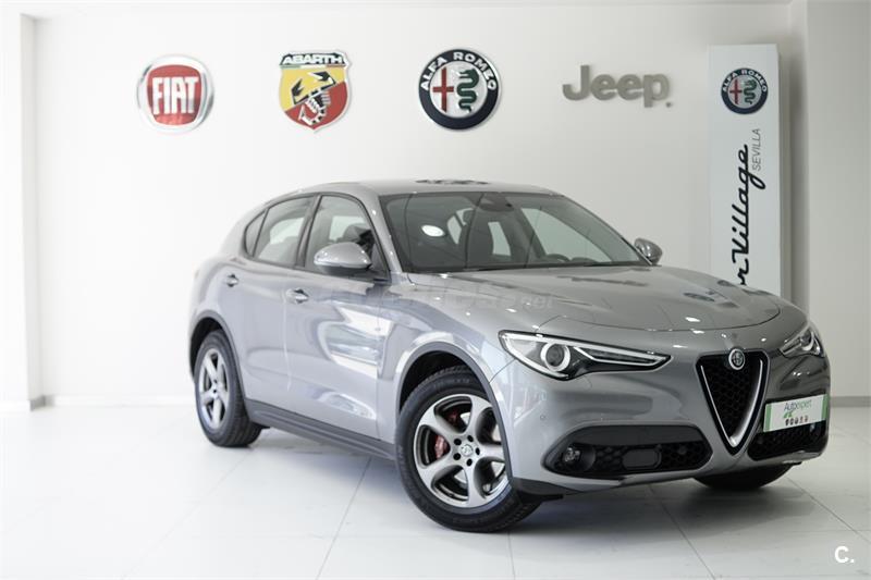 Alfa Romeo Stelvio 4x4 2 2 Diesel 132kw 180cv Executive Rwd Diesel
