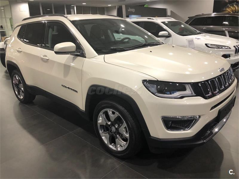 jeep compass 4x4 1 4 mair 125kw limited 4x4 ad auto