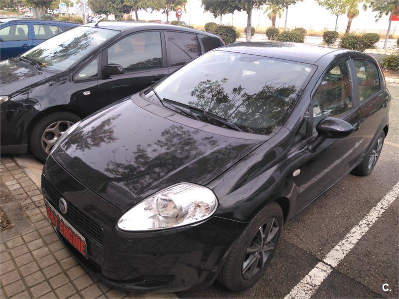 W superbly FIAT punto 1.2 classic Gasolina Negro del 2007 con 167000km en MI78