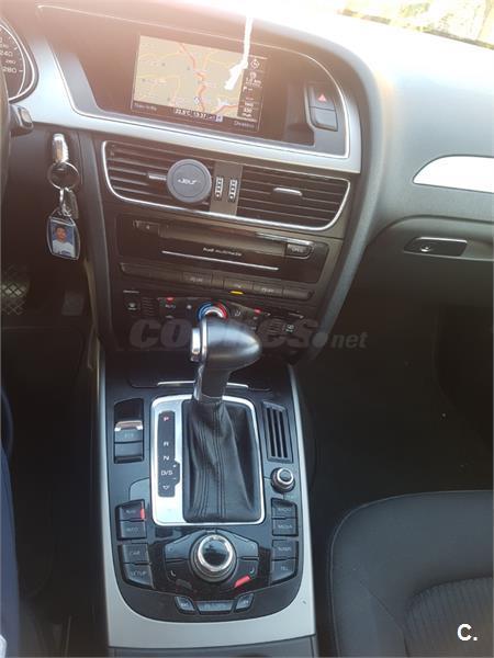 audi a4 avant 2.0 tdi 143cv diesel negro (negro) del 2012 con