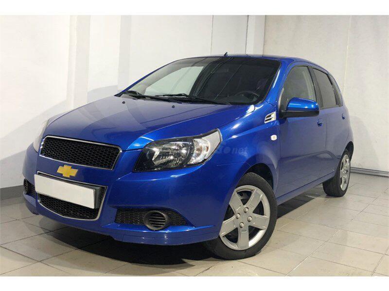 Chevrolet Aveo 12 16v Ls Gasolina Azul Azul Del 2012 Con 121500km
