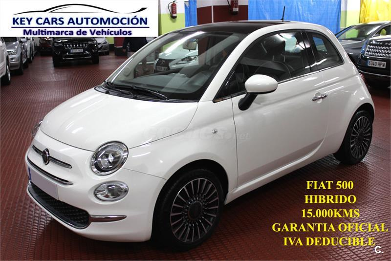 Fiat 500 1 2 8v 51kw 69cv Hibrido Lounge Glp 3p