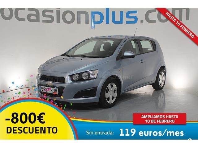 Chevrolet Aveo 14 Lt Auto Gasolina Azul Azul Del 2012 Con 79105km