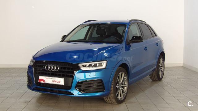 Audi Q3 4x4 Black Line 2 0 Tdi 110kw150cv Qua S Tr Diesel De Color