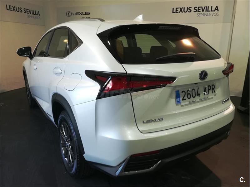 lexus nx 4x4 2.5 300h business 2wd eléctrico / híbrido de km0 de