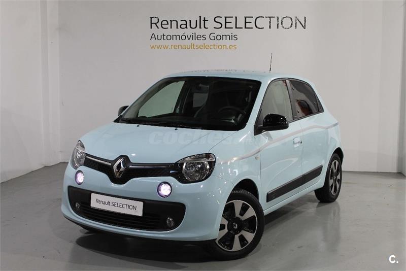 renault twingo limited energy tce 66kw 90cv 18 gasolina azul (azul
