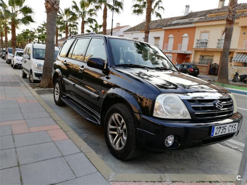 Nietypowy Okaz SUZUKI grand vitara xl7 4x4 2.7 v6 Gasolina de color Negro del año BK57